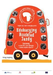 fpp _edukacyjny rozkad jazdy_plakat